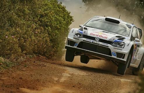 WRC. Ралли Португалии. Ожье лидирует в первый день