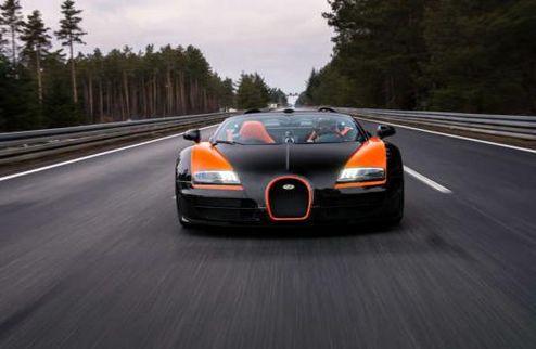 Установлен новый мировой рекорд скорости для кабриолетов
