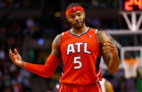 НБА. Атланта: летом Смит — свободный агент