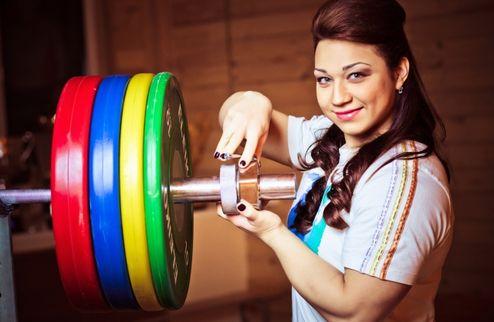 Тяжелая атлетика. Женские медали для России и Испании