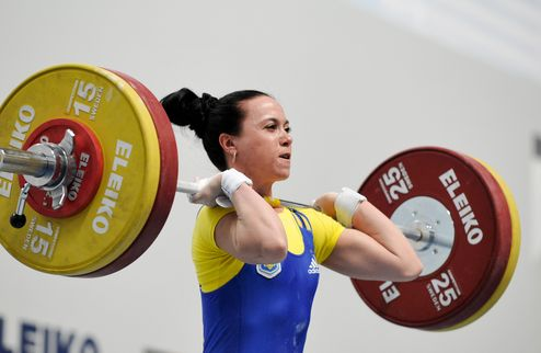 Тяжелая атлетика. Украина — третья в общекомандном зачете ЧЕ-2013