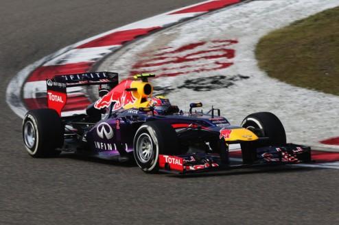 Формула-1. Хорнер отрицает конфликт с Уэббером