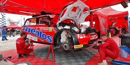 Mentos Ascania Racing: �� ������ ����������� � ����������