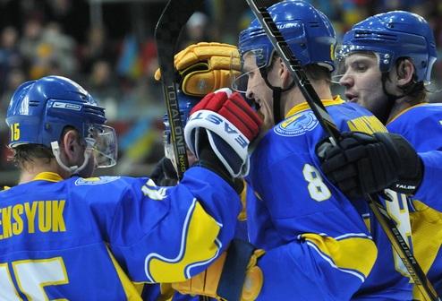 ЧМ. Дивизион IB. Победа Украины 8:1. Версия 2.0