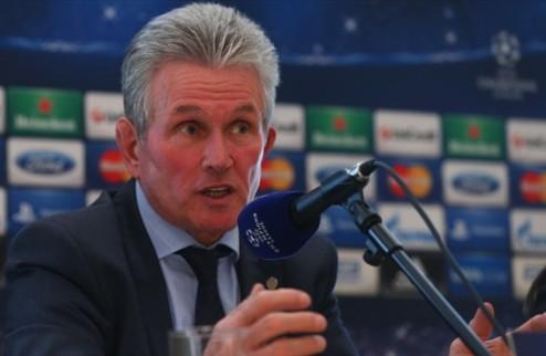 Хайнкес будет экспериментировать с составом в полуфинале Кубка Германии