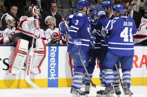 НХЛ. Торонто: команда близка к возвращению в плей-офф