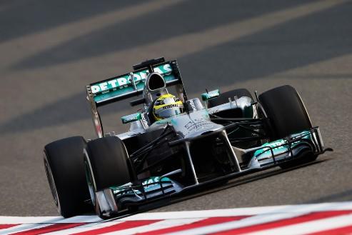 Формула-1. Росберг рассчитывает показать высокий результат в Бахрейне