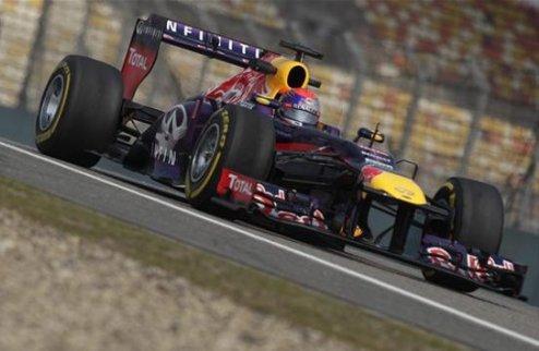 Формула-1. Феттель: в Бахрейне можно допускать мелкие ошибки в поворотах