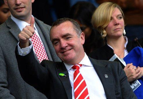 Ливерпуль: хотим не только добиться сиюминутного успеха, но и удержаться на вершине