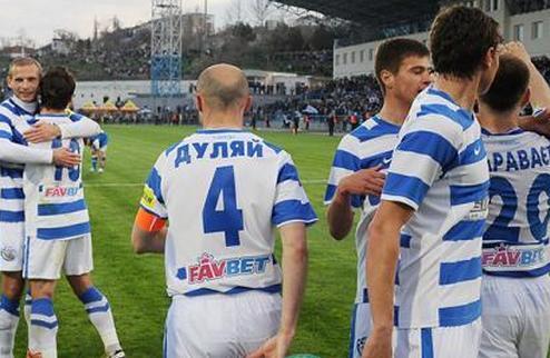 Севастополь вышел в полуфинал Кубка Украины