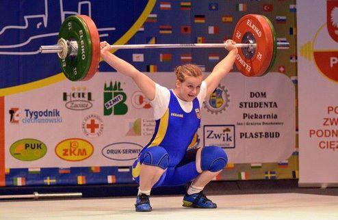 Тяжелая атлетика. Украинские штангисты — с тремя путевками на юношеские ОИ