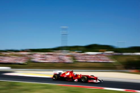 Формула-1. Гран-при Бахрейна. Масса выигрывает первую практику
