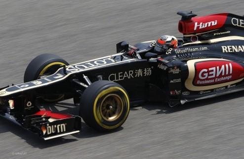 Формула-1. Гран-при Бахрейна. Райкконен выигрывает вторую практику
