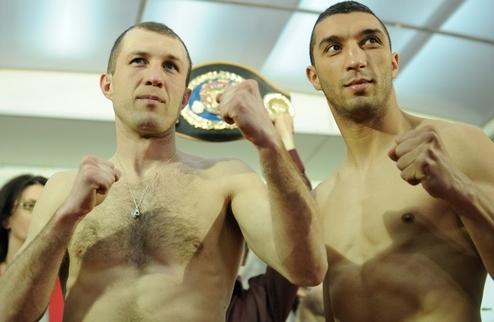 Федченко и Уазгари сделали вес