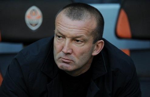 "Григорчук: ""Конечно, не хотелось Шахтер"""
