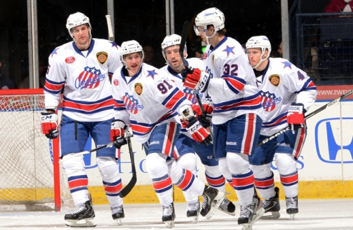 На Кубке Шпенглера-2013 сыграет команда из АХЛ
