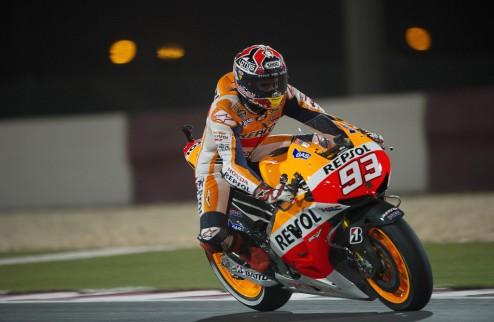 MotoGP. Гран-при Америк. Маркес задает темп
