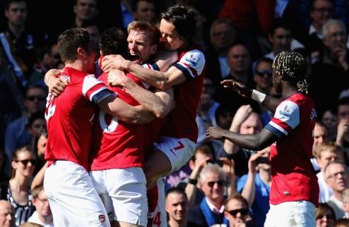 Надежды Стока, Норвича и Сандерленда, победа Арсенала