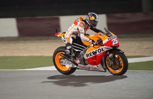 MotoGP. Гран-при Америк. Педроса выигрывает свободные заезды