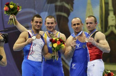Спортивная гимнастика. Радивилов — чемпион Европы!