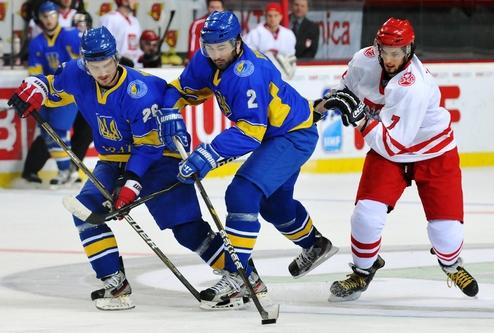 Украина возвращается в Группу А!