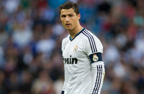 Реал намерен продлить контракт с Роналду