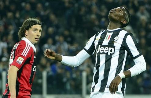 Ювентус одолел Милан