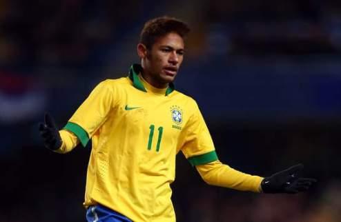 """Роналдо: """"После перехода в Барселону Неймар станет одним из лучших в мире"""""""
