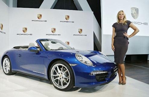 �������� � ����� ���� Porsche