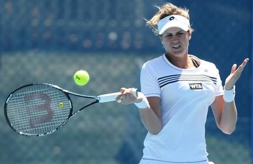 Марракеш (WTA). Ранний вылет Рус