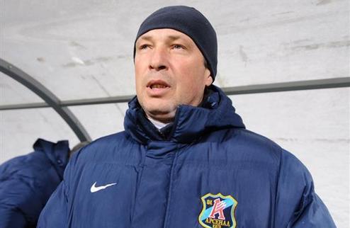 """Бакалов: """"Рад, что нам удалось своей игрой заставить соперника ошибаться"""""""