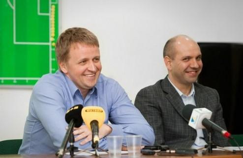 """Богуслаев: """"Мы намерены продолжать финансирование Металлурга"""""""