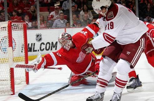 НХЛ. Ховард — первая звезда дня