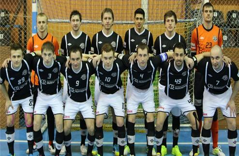Футзал. Команды определились с заявками на финал восьми Кубка Украины