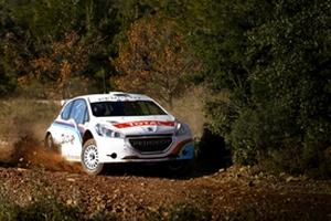 ERC. Мик нацелен на место в Peugeot