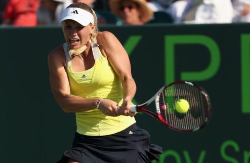 Штутгарт (WTA). Возняцки и Винчи выбывают, Янкович отправила за борт Стосур