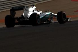 Формула-1. Мерседес: работа над новой машиной стартует в мае