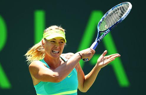 Штутгарт (WTA). Очередной полуфинал для Шараповой, На Ли сокрушила Квитову
