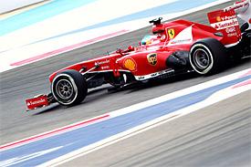 Формула-1. Феррари: главное — качественная квалификация