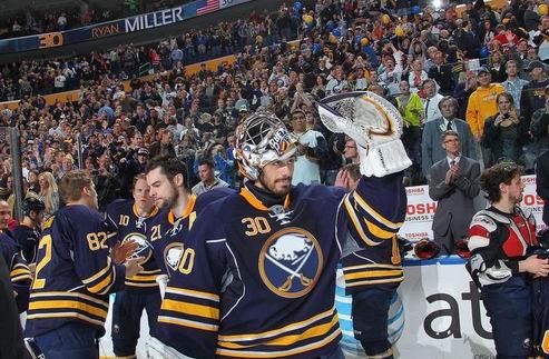 НХЛ. Миллер — первая звезда дня