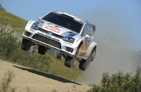 WRC. Ожье не волнуется по поводу Леба