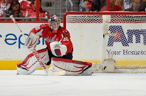 НХЛ. Вашингтон: новый контракт Нойвирта