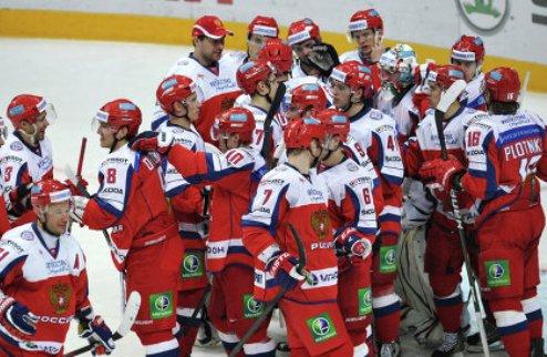 Чешские игры. Вторая победа Швеции, буллитный успех России