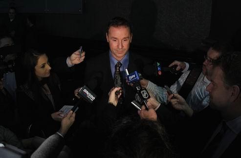 НХЛ. Даллас: уволен генеральный менеджер