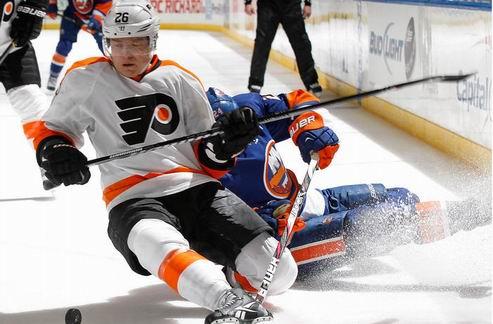 НХЛ. Федотенко шокирован результатами Филадельфии