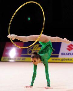 Художественная гимнастика. Еще две медали Мазур в Пезаро
