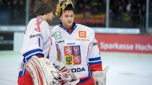 В составе сборной Чехии десять представителей НХЛ