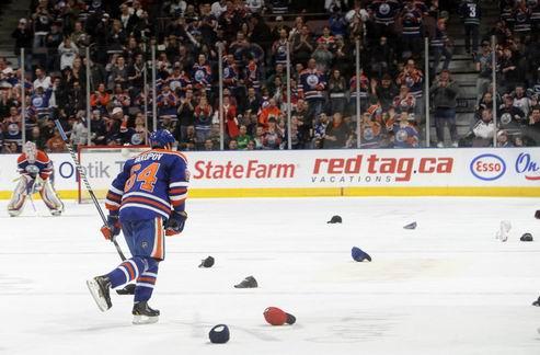 НХЛ. Якупов — лучший новичок месяца
