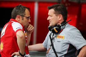 Формула-1. Феррари не беспокоится по поводу покрышек