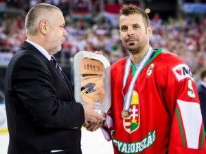 Венгерские ветераны прощаются со сборной